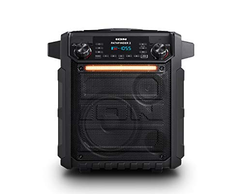 ION Pathfinder II Rugged Bluetooth Portable Speaker Price: Buy ION