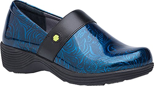 workwonders-by-dansko-womens-camellia-clog-blue-tooled-patent-42