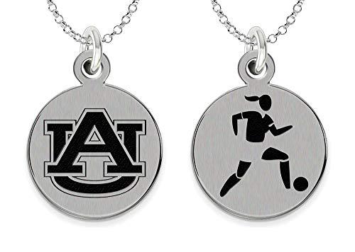- College Jewelry Auburn University Tigers Women's Soccer Charm