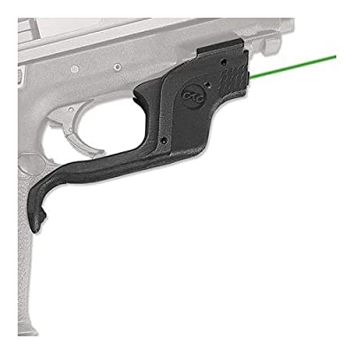 Crimson Trace Laserguard for Smith & Wesson M&P Full-Size & Compact - LG-360G from Green Supply