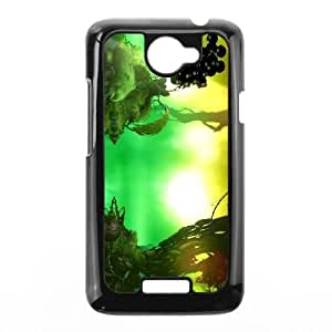 HTC One X Cell Phone Case Black BADLAND Game of the Year Edition JNR2993881