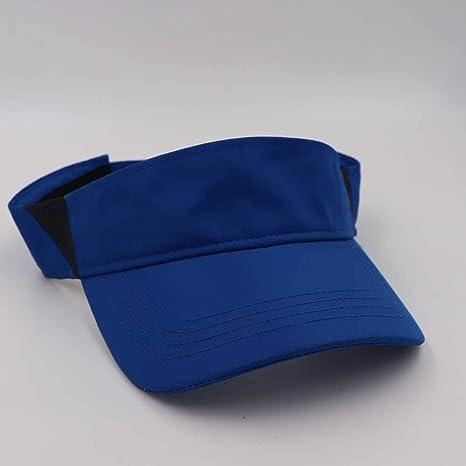Visera Sombrero para El Sol De Verano Empalme Gorras De Visera De ...