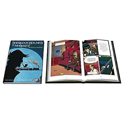 Sherlock Holmes & Moriarty - Associates: CED, Boutanox: Toys & Games