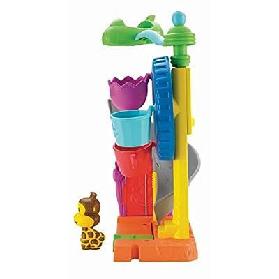 Fisher-Price Julius Jr. Twirl-A-World Amusement Park: Toys & Games