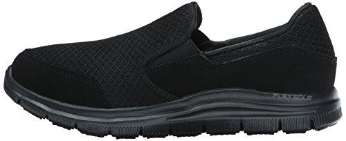 Skechers For Work Women's Gozard Walking Shoe, Black, 9 M US - Image 5