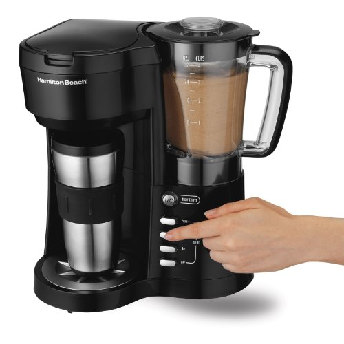 Hamilton Beach 40918 Java Blend Coffee Brewer (Discontinued)