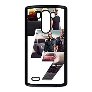 Furious 7 SANDY7038774 Phone Back Case Customized Art Print Design Hard Shell Protection LG G3