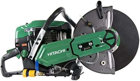 Hitachi CM75EBP 14-Inch 75cc 2-Cycle Gas Powered Cut-Off Saw Discontinued