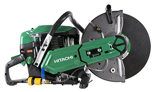 Hitachi CM75EBP 14-Inch 75cc 2-Cycle Gas Powered Cut-Off Saw (Discontinued by the Manufacturer) ()