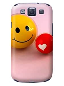 Creative Funny Picture of fashionable TPU New Style Snap on samsung galaxy s3 s3 Case Best Cover