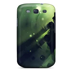 Cute Tpu DAMillers Cute Cg Cat Case Cover For Galaxy S3