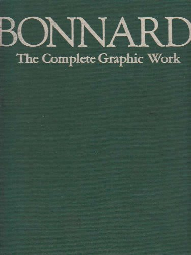 Bonnard: The Complete Graphic Work, Francis Bouvet