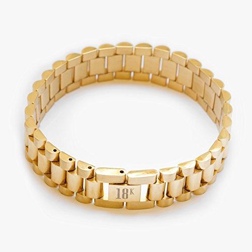 Watch Link Bracelet Gold (Standard 8.5