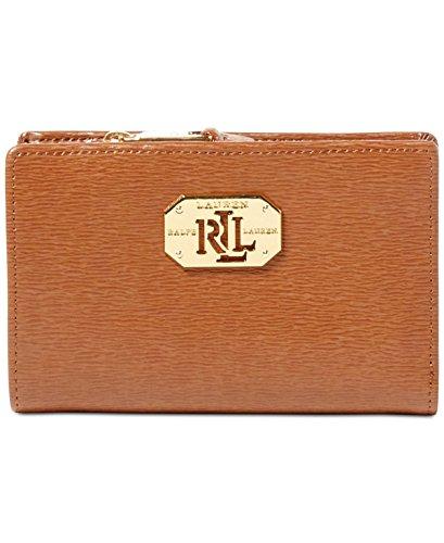 Lauren Ralph Lauren Newbury Compact Wallet Lauren Tan -