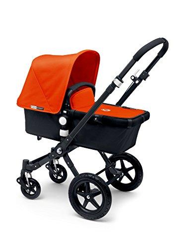 Bugaboo Cameleon3 Complete Stroller - Orange - Black by Bugaboo
