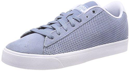 adidas Cloudfoam Daily QT Clean, Sneakers Basses Femme Gris (Grinat / Grinat / Aeroaz 000)