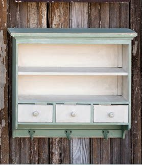 Farmhouse Jelly Cabinet  Country Rustic
