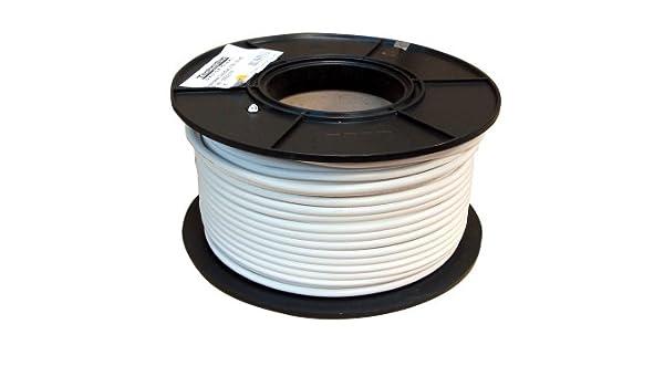 TechniSat Premium - Cable de antena coaxial (100 m, 120 dB): Amazon.es: Electrónica