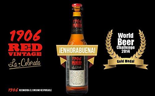 La cerveza 1906 Reserva Especial recibe el Premio al Sabor Superior... -  ForoCoches