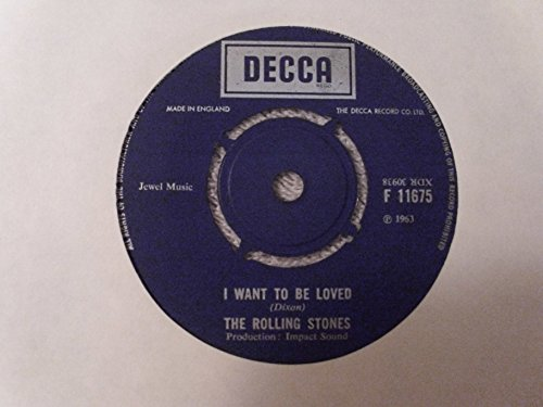 The Rolling Stones - I Want To Be Loved  Come On Uk Import - Zortam Music