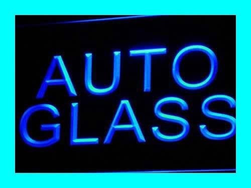 (Auto Glass Car Parts Repairs LED Sign Neon Light Sign Display)