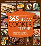 Stephanie O'Dea: 365 Slow Cooker Suppers (Paperback); 2013 Edition