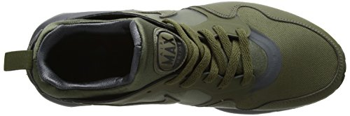Nike Uomo Air Scarpe 200 Medium Max Ginnastica Prime Olive Grey Dark Olive Medium da Multicolore YYdqrS