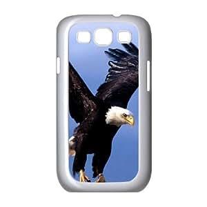 Bald Eagle Unique Design Cover Case for Samsung Galaxy S3 I9300,custom case cover ygtg578124