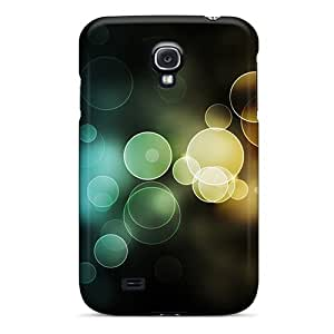 Tpu Case Cover Compatible For Galaxy S4/ Hot Case/ Bokeh