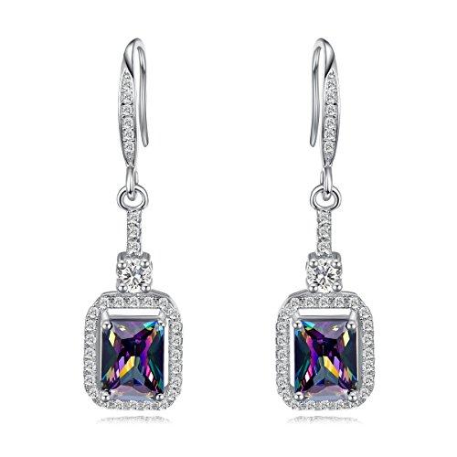 Topaz Earrings Jewelry - 9