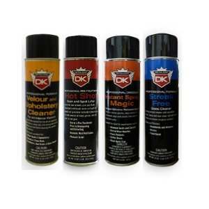 Detail King Aerosol Car Care Interior Cleaning Value Kit