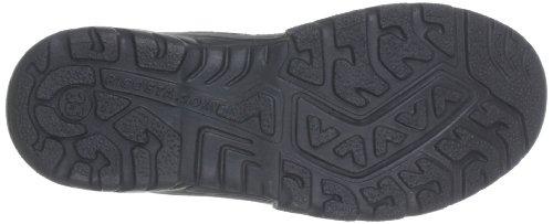 Ricosta DON(M) 4521500 Jungen Bootschuhe Grau (teer/schwarz 481)