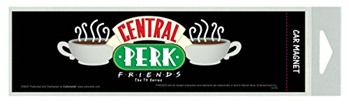 Logo Fridge Magnet - Friends Central Perk Logo TV