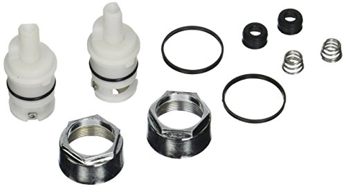 Peerless RP71445 Stem Unit Assembly Seat and Spring, Bonnet Nut and Washer by DELTA FAUCET