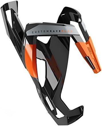 Elite Custom Race Plus Skin Cage Glossy Black Orange