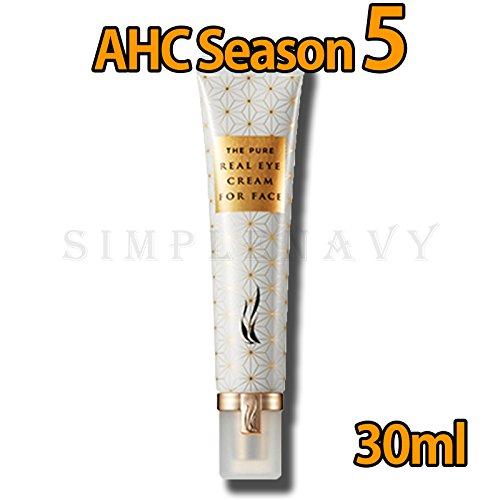 A.H.C (AHC) The Real Eye Cream for Face 2017 Season 5 30ml - Korea Import
