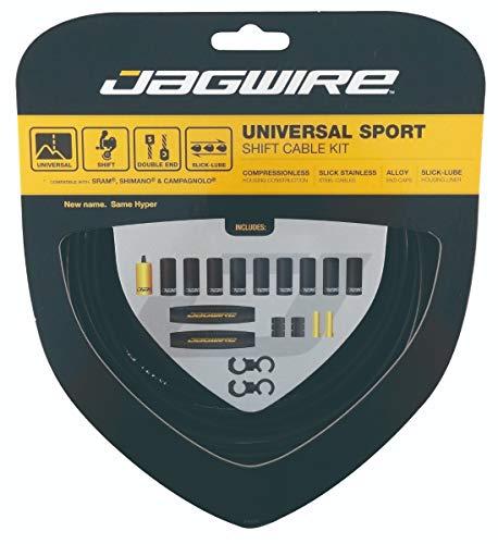 Jagwire Universal Sport Shift Kit, White