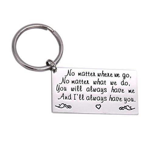 LParkin I Always Have You, You Always Have Me Keychain (Keychain) (Keychain Love)