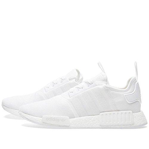 White adidas Uomo NMD Fitness PK White Scarpe r1 da ZRqZU0