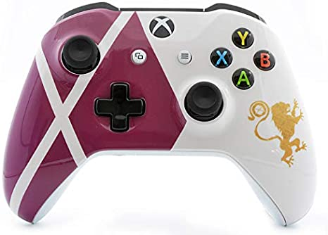 Xbox One S Un-MODDED - Mando a Distancia Personalizable, diseño único, Titan: Amazon.es: Electrónica