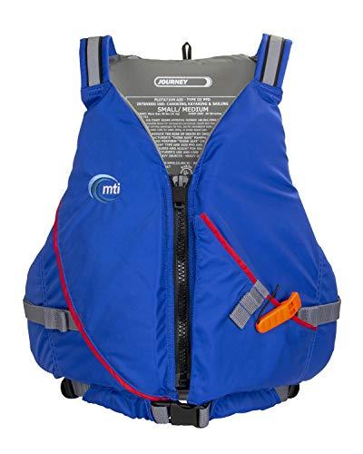 MTI Journey w/Pocket Life Jacket - Blue - MD/LG (36-46'')