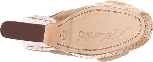 Alice + Olivia Womens Charlize Nude