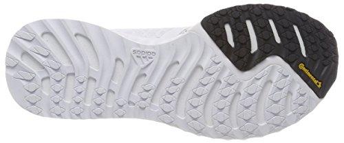 Aerobounce adidas Pro Traillaufschuhe Damen 36 EU 000 Weiß Ftwbla Negbas R6PFgpW6
