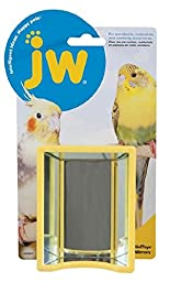 JW Pet Company Activitoys Hall of Mirrors Bird Toy, Assorted Colors