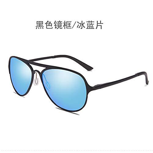 蛤蟆 Sol Playa nbsp;Montando Gafas 2 nbsp;Pesca la Sol la frame polarizadas Arma Gris de Marco Black Gafas sunglasses de magnesio Moda Deportivas Mjia Hombre de Gafas nbsp; de de Aluminio wIxBPRBqYU