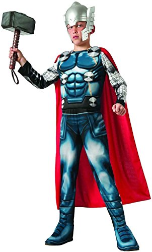 Marvel Avengers Thor Muscle Boy's (Child Avengers Thor Muscle Costumes)