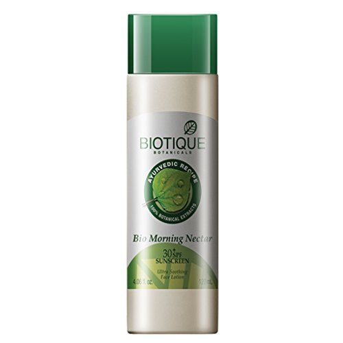 Biotique Botanicals Morning Nectar Lotion, 4.05 Fluid - Nectar Replace