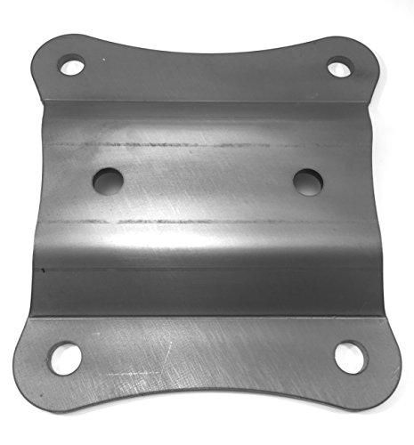 Rear Radius - Can-Am Maverick X3 Chassis Brace Plate Radius Rod Plate