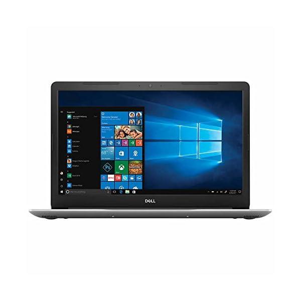 "2019 Dell Inspiron 15 5000 5570 Intel Core i7-8550U 12 GB DDR4 1TB HDD 15.6"" Full HD Touchscreen LED Silver Laptop 2"