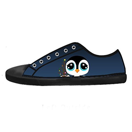 Dalliy pinguin Womens Canvas shoes Schuhe Footwear Sneakers shoes Schuhe B
